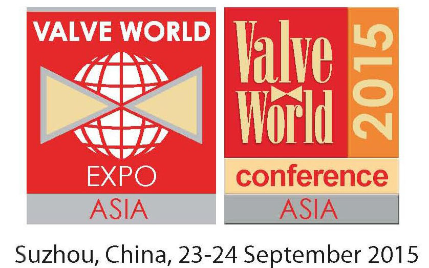 Valve World Expo & Conference Asia 2015, Booth 236