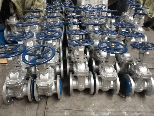 Chinese Valve Market and International Valve Market