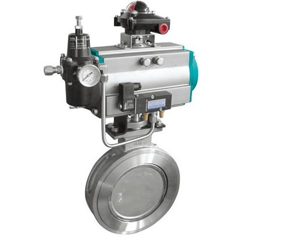 This article introduces about features and usage of pneumatic tefulong butterfly valves.