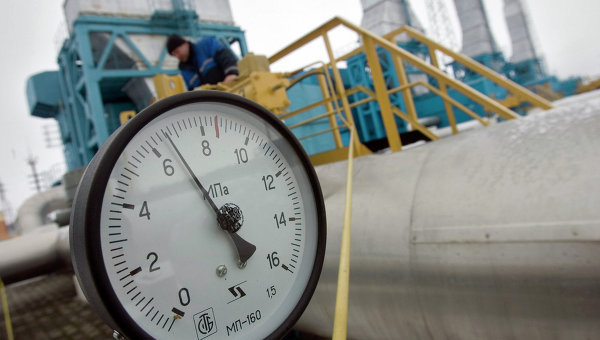 Gas Output in Russia Decreased by 1.7%