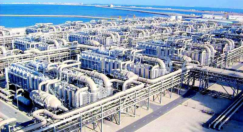 Large Desalination Projects