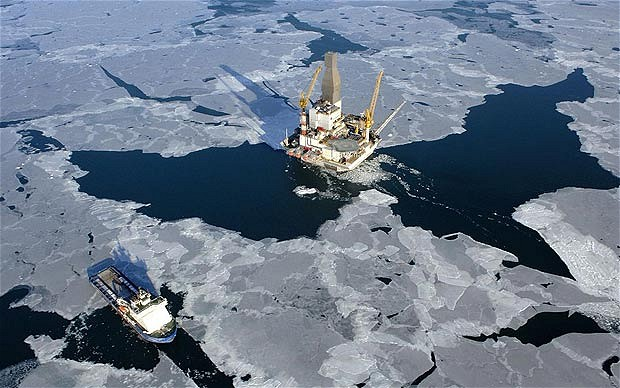 Rosneft Found an Oilfield in the Arctic Pole