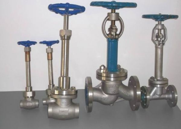 Design Requirements for Low Temperature Globe Valves