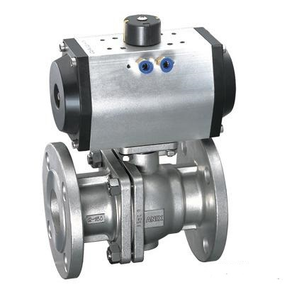Features of Intelligent Pneumatic Ball Valve