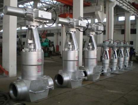 Features of Power Station Welding Gate Valve
