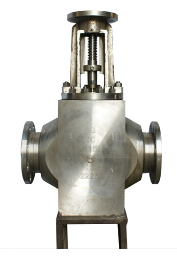 Full Forging Duplex Stainless Steel Globe Valve Profile