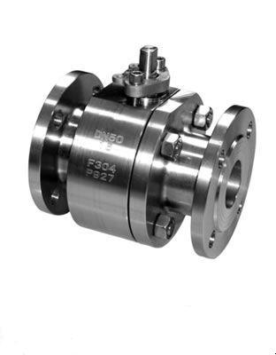 High Requirements of Pipe Transmission on Ball Valves
