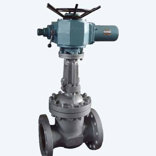 Structural Features of Electric High Pressure Gate Valve