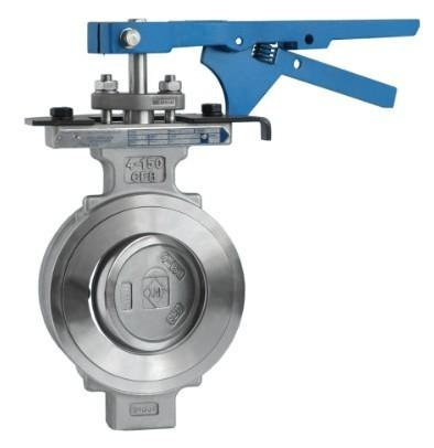 Types of Infiltrants Used to Repair Butterfly Valve