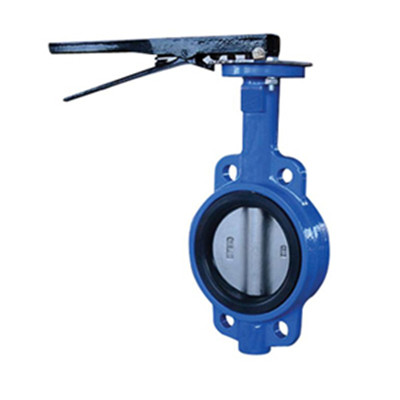 Concentric Wafer Butterfly Valve