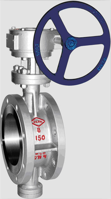 Triple Offset Butterfly Valves Api 609 Xinhai