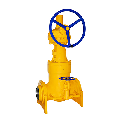 Cast Steel Gate Valves: DIN EN 12516-1, BS EN ISO 10434, EN1984