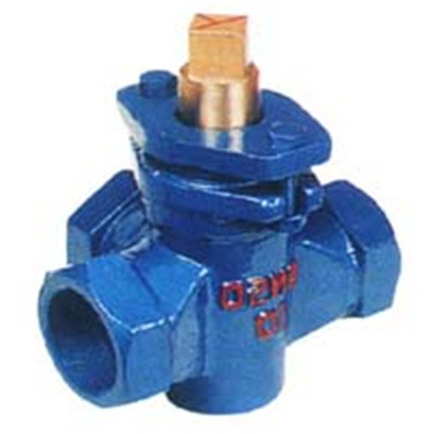 Three-way Internal Thread Copper Core Plug Valve